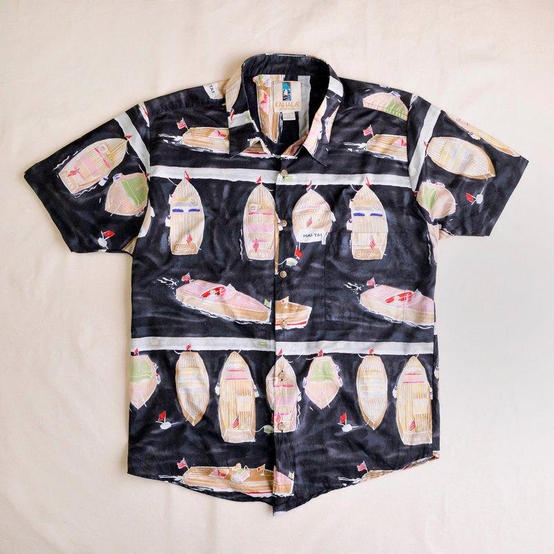 015d23cd8f5 Vintage Hawaiian Shirts Hawaiian shirt - Designer GoYoung Vintage ...