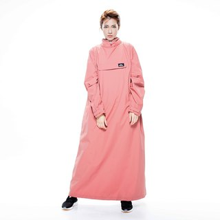 [MORR] PostPosi environmental protection anti-wear raincoat second generation - Yin brick red _ designed for locomotives