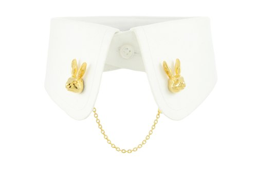 Rabbit Magnetic Clip- gold