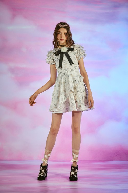 (size:M)Lovely Unicorn Dress