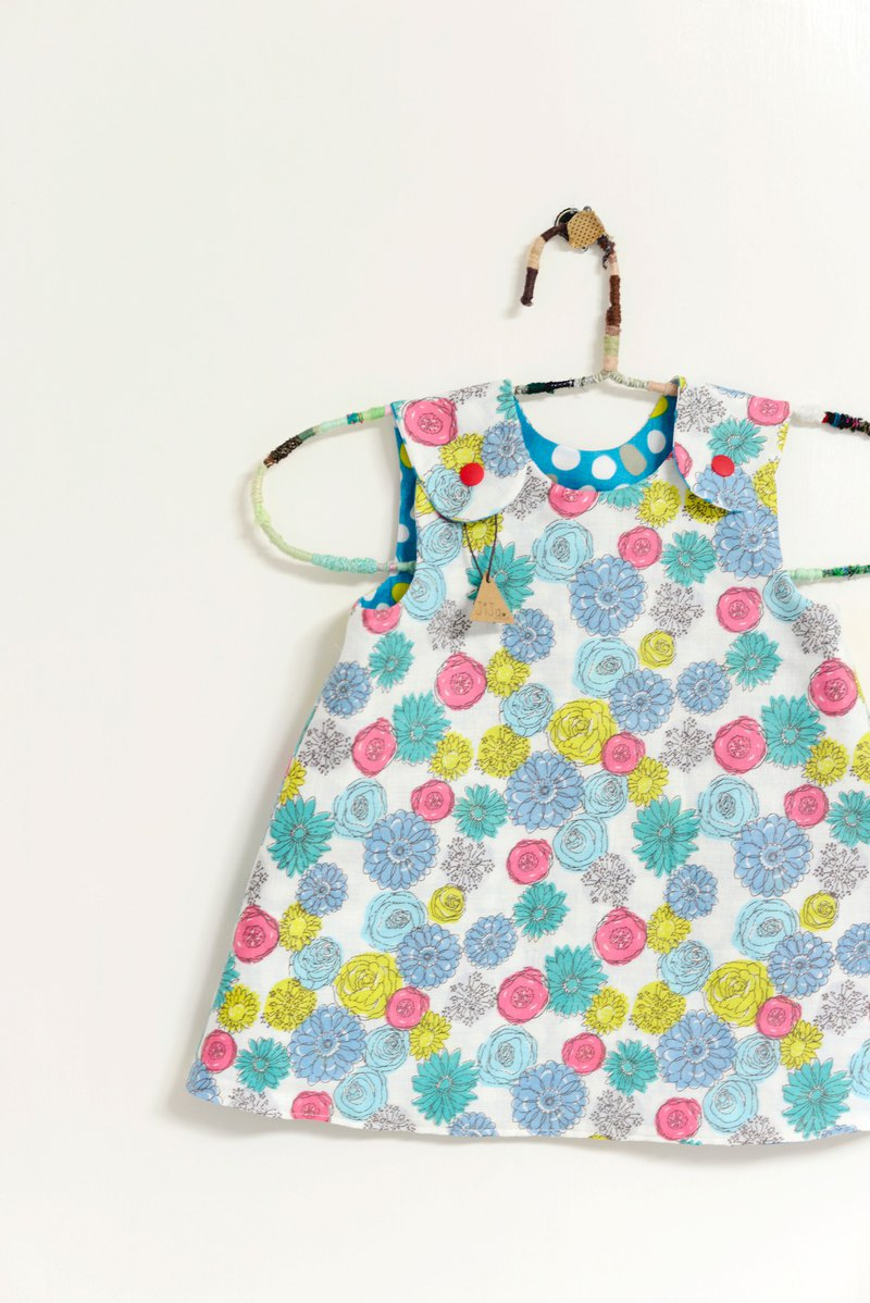 JIJA's Handmade Limited Babies Line Dress