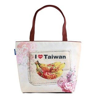 COPLAY  tote bag-banana boat