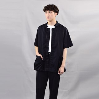TRAN - Three-dimensional pocket shirt