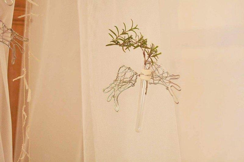 Baum 天使花底座小