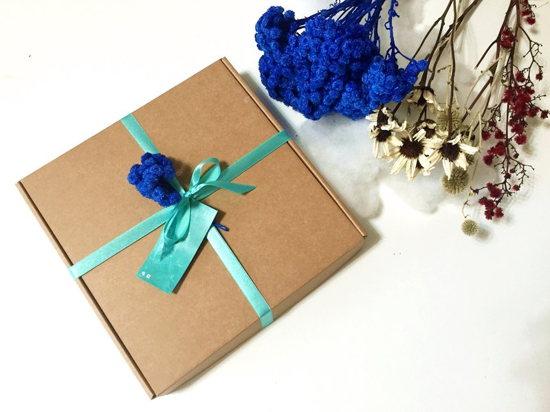 Fast shipping / Christmas exchange gift box