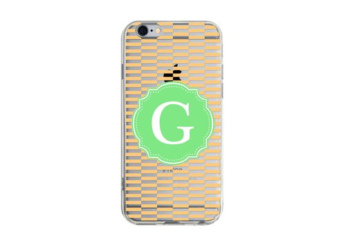 Letter G Samsung S5 S6 S7 note4 note5 iPhone 5 5s 6 6s 6 plus 7 7 plus ASUS HTC m9 Sony LG G4 G5 v10 phone shell mobile phone sets phone shell phone case