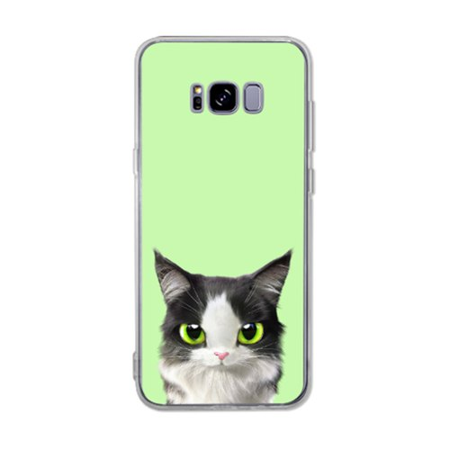 Samsung Galaxy S8 Plus Transparent Slim Case