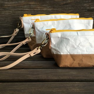 Cospack M : Tyvek and Kraft paper bag
