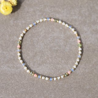 Opal bracelet 0405(little bird)