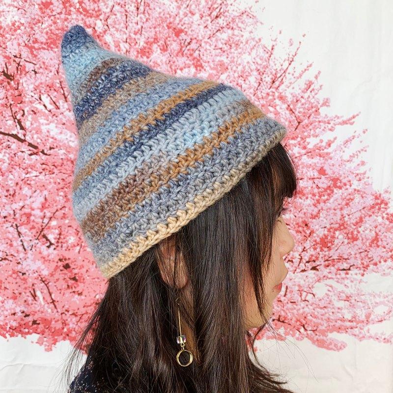 【純手織羊毛帽 | 011玉山】