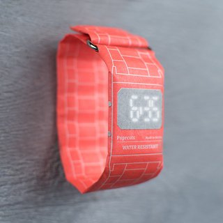 German Paprcuts.de watch (Cassie orange)