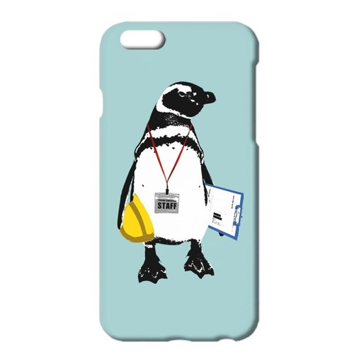[IPhone Cases] STAFF Penguin