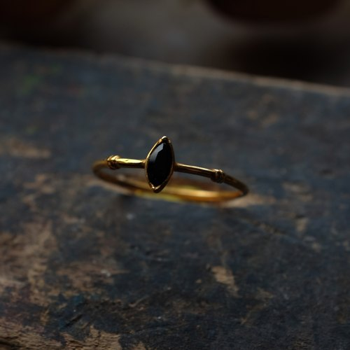 Vintage Gold Plated Ring