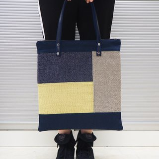 File bag / shoulder bag / large tote bag