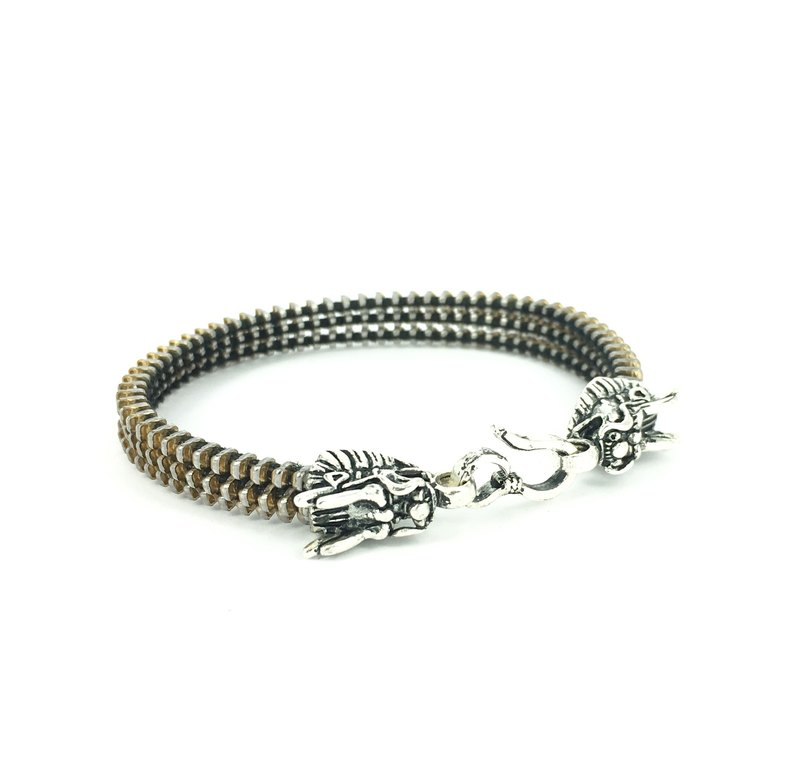 Special Collection-Metal chain faucet buckle bracelet