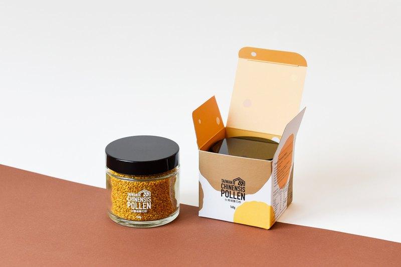 蜂蜜保健 l 台灣埔鹽花粉 160g
