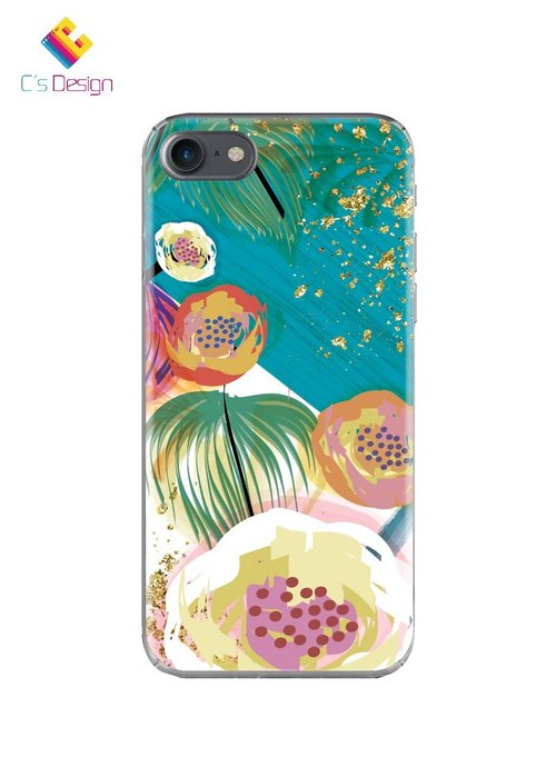 Flashing color version Summer forest - Samsung S5 S6 S7 note4 note5 iPhone 5 5s 6 6s 6 plus 7 7 plus ASUS HTC m9 Sony LG G4 G5 v10 phone shell mobile phone sets shell phone cases