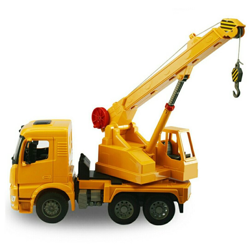 Arocs authorized remote cranes