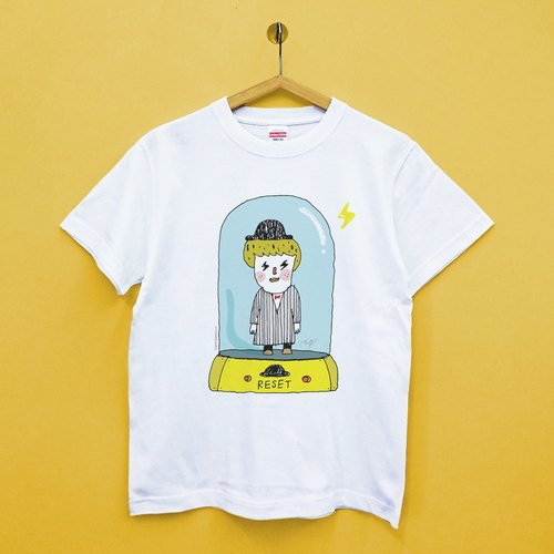 Japan United Athle Reset Family fitted cotton T-shirt soft feeling neutral