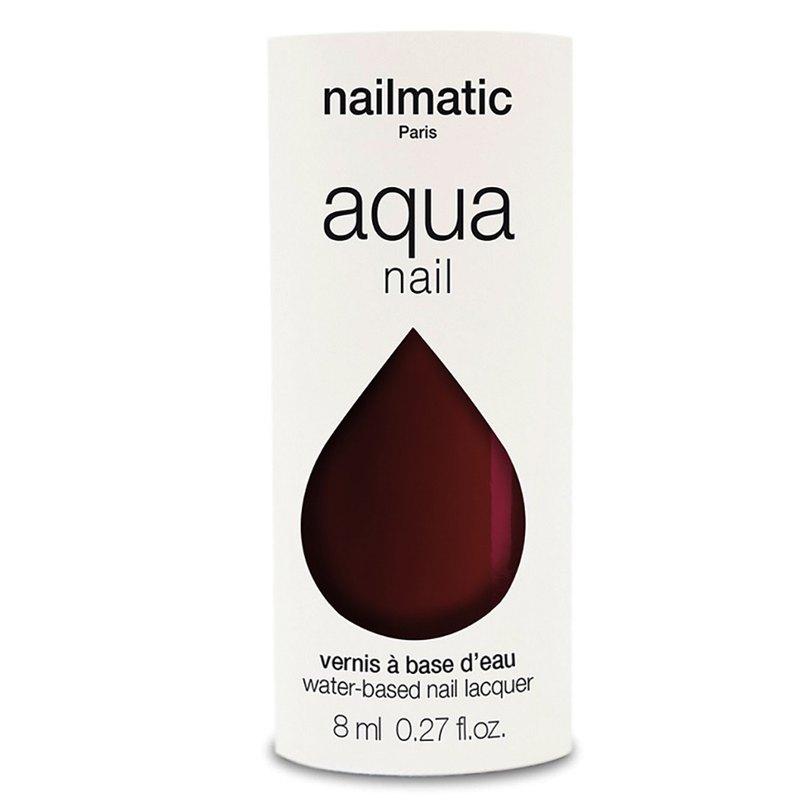 Nailmatic 水系列經典指甲油 - Margot 波爾多酒紅