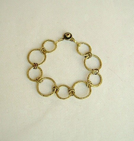 Antique / circle / bracelet 1