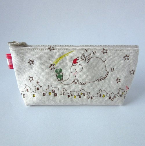 Christmas offer ─ storage bag, universal bag, pencil case, cosmetic bag