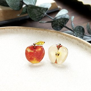 Please choose Apple Earring earrings and earrings