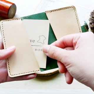 Leather business card holder leather card sets swim card sets green business card holder free lettering