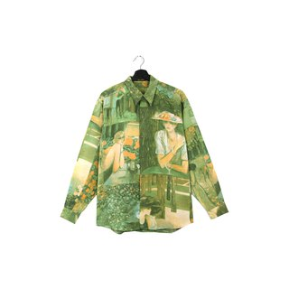 Back to Green:: Gallery // Men and women can wear //vintagei Shirts