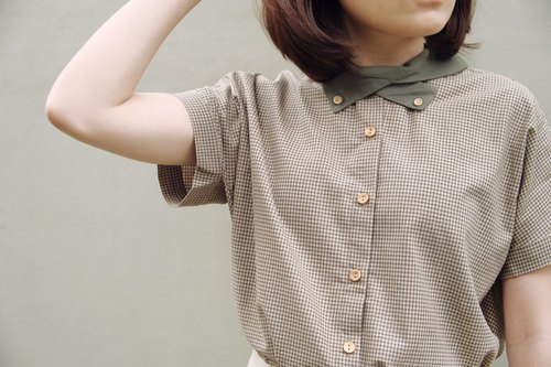 Kubi-plus Shirt - Green colour