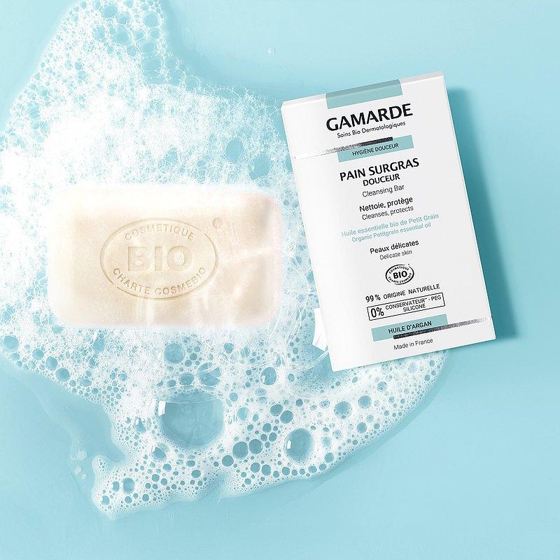 摩洛哥堅果油潤膚皂 100g