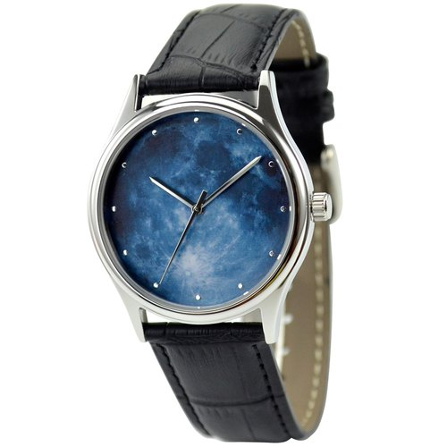 Moon Watch (Peacock Blue) - Neutral - Global Free transport