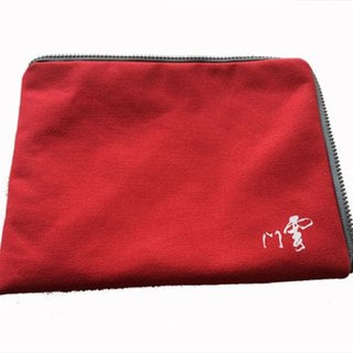 [Cloud Gate Dance Theatre Cultural & Creative Items] on the road - can not live without ipad cloth (ZCA03010)