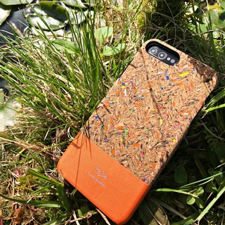 Apple cork single cover mobile phone case