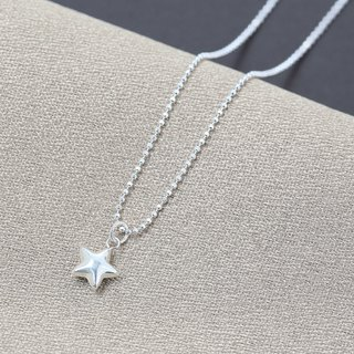 Star s925 sterling silver necklace Valentine's Day gift