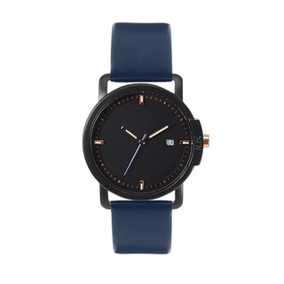 Minimal Watches : Ocean Project - Ocean 04-(Blue)