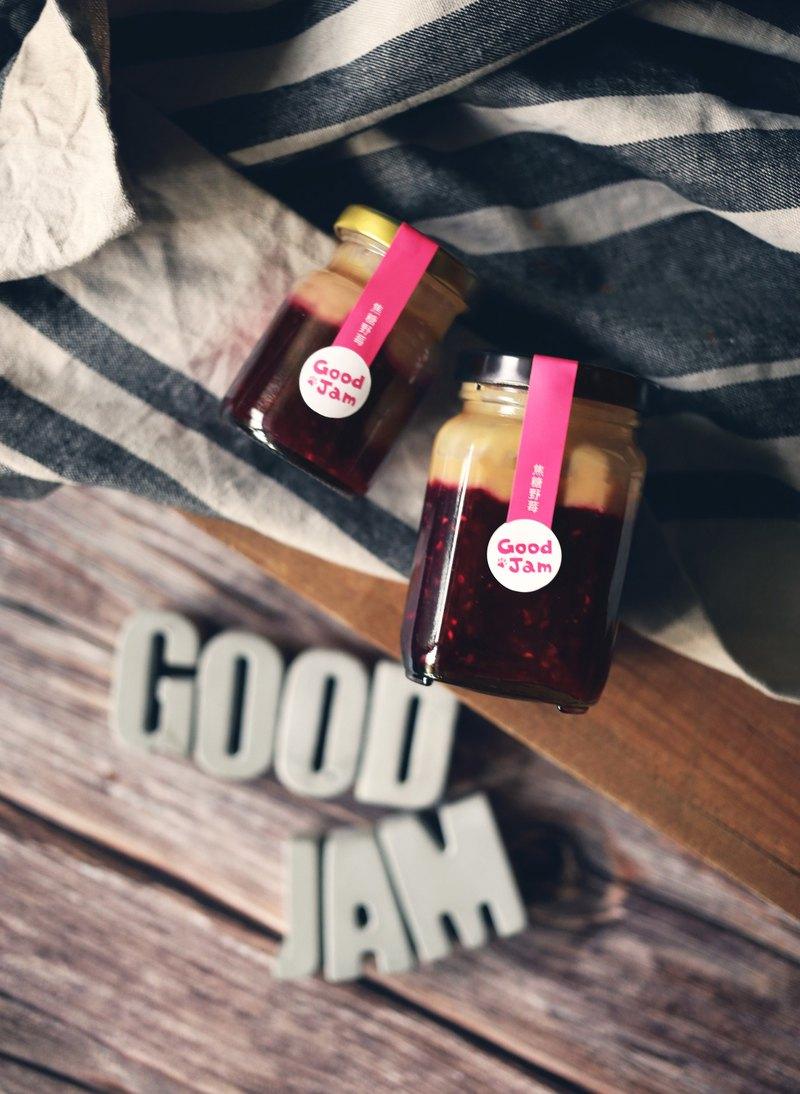 焦糖野莓抹醬 90ml/200ml
