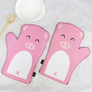 Zoo Party-Multifunction Kitchen Glove