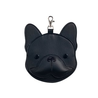 French Bulldog Wallet - Smart Black