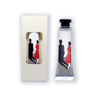 SLL Simple Handcream/Red and Black系列/Miss