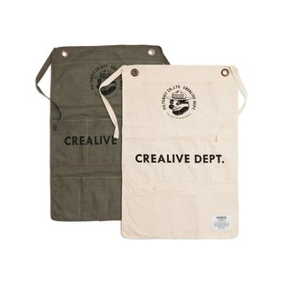 Filter017 Mix Badger Canvas Wall Storage Miscell Hanging Pouch