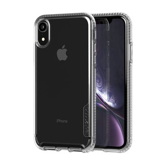 Tech 21PURE CLEAR Anti-collision Hard Clear Protective Case - iPhone XR (5056234705117)