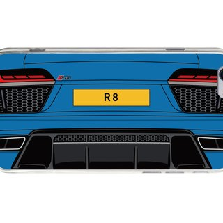 Super sports car R8 multi-color selection - Samsung S5 S6 S7 note4 note5 iPhone 5 5s 6 6s 6 plus 7 7 plus ASUS HTC m9 Sony LG G4 G5 v10 mobile phone case phone case case