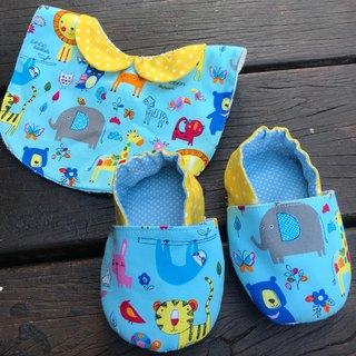 Zoo Toddler Shoes - Blue Moon Gift Box