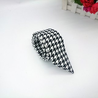 Hairband Hairband Aluminum Wire - Houndstooth headband hairband*SK*