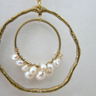∴Minertés = pearl necklace double-copper ring ∴