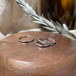 Couple Rings(silver)