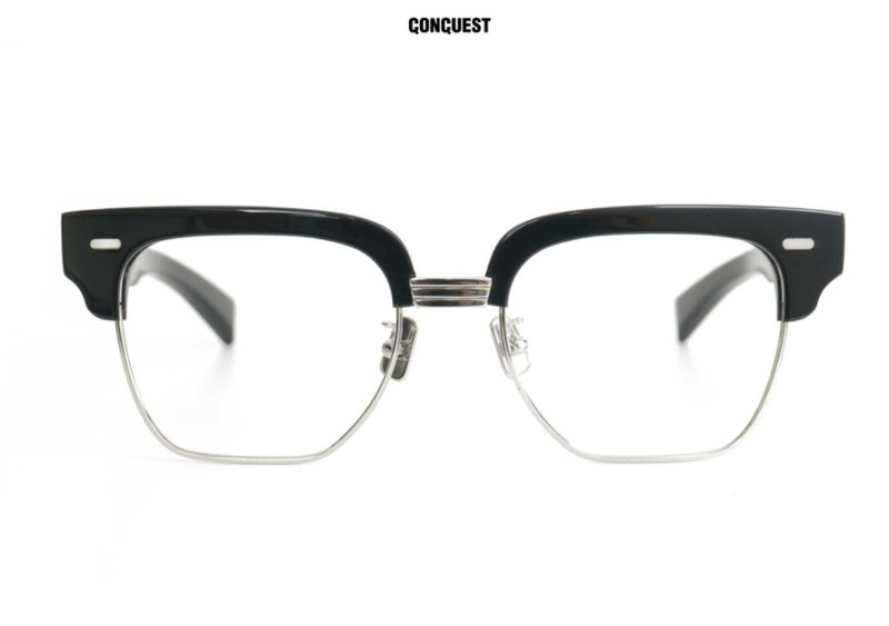 OURGREY X CONQUEST glasses series