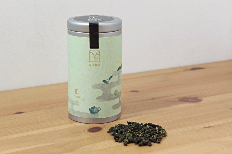 【有好食茶】阿里山奶香金萱 - 罐裝茶葉