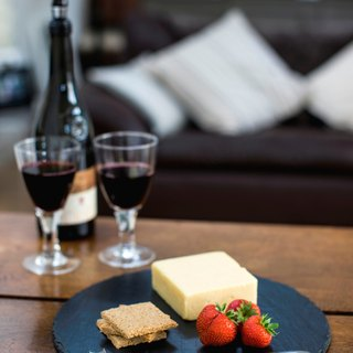 <UK>Round Cheese Board- The Just Slate Company -Buy 1 get 1 free